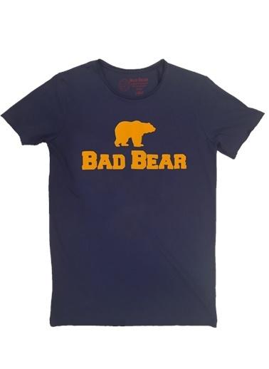 Bad Bear Erkek Tişört 190107002-Ngtos İndigo